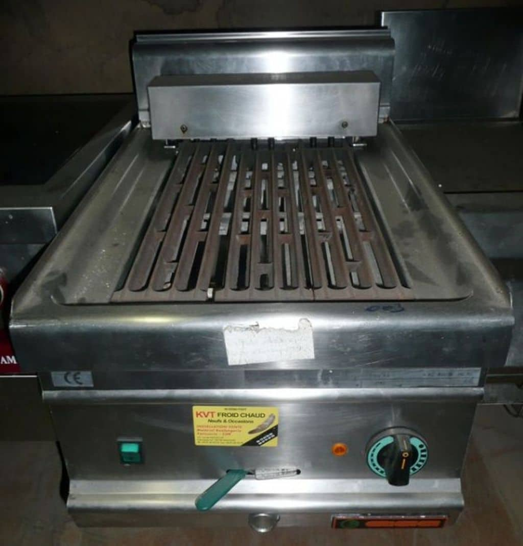 306 grillade barreaux jpg for Grill cuisine professionnelle