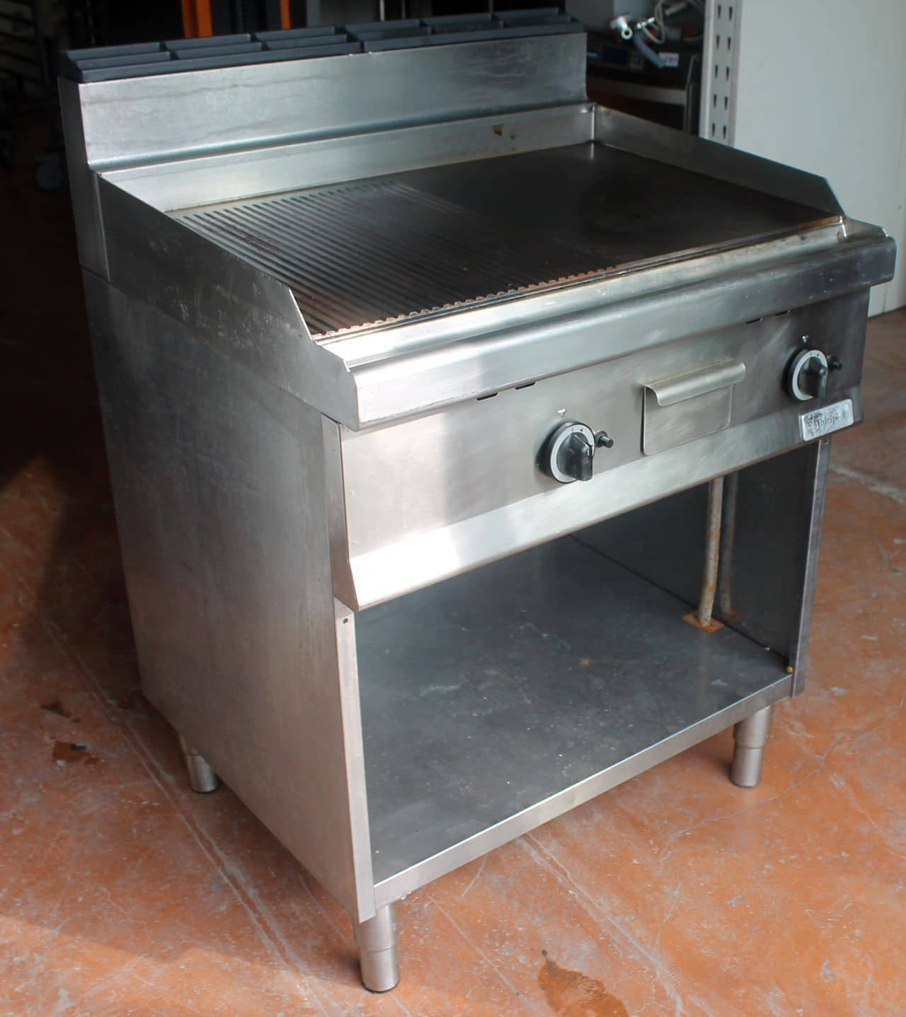grill electrique whirlpool