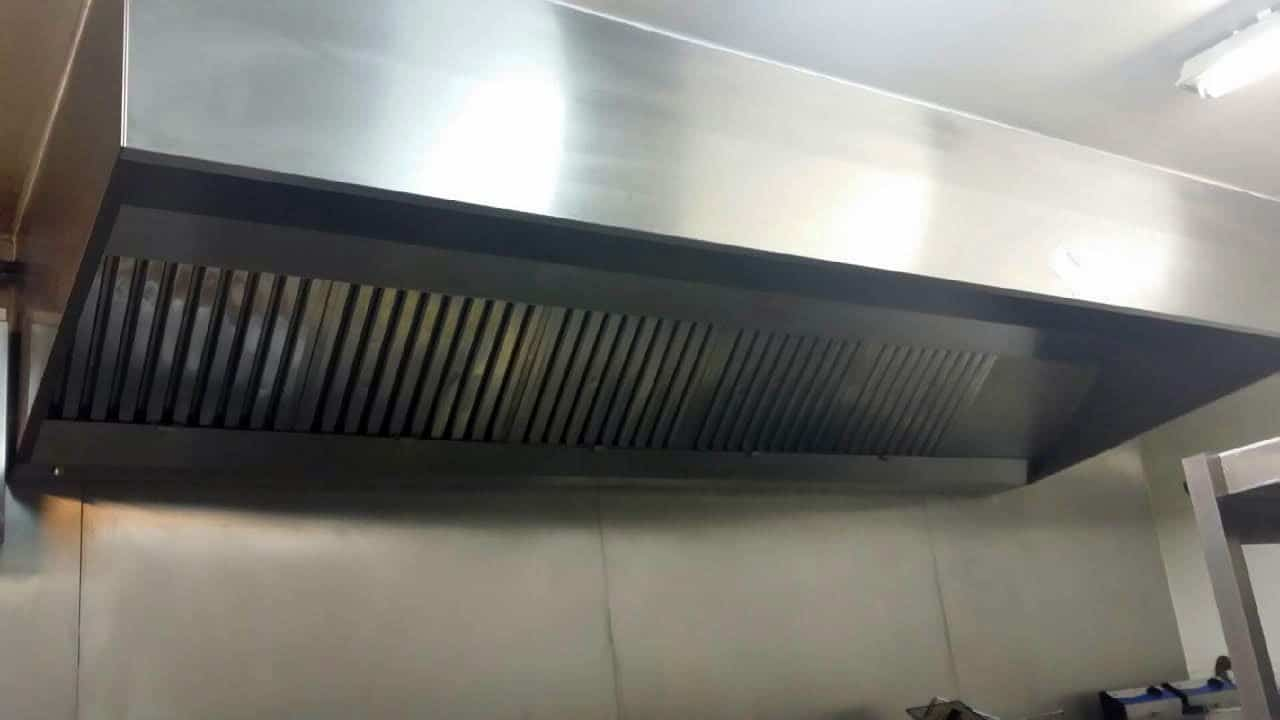 Caisson d extraction kvt occasions for Extraction cuisine professionnelle