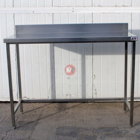 Table adoss e professionnelle kvt occasions for Table inox cuisine professionnelle